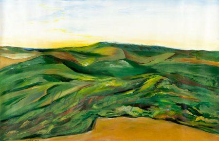 ירוק במדבר